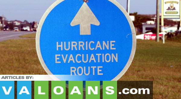 VA Loan Rules For Areas Affected By Natural Disasters