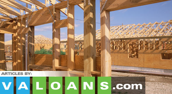 VA Loan Reader Questions: Construction Exhibits