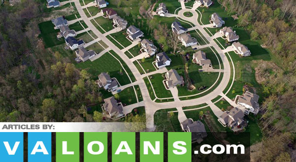 VA Loan Minimum Property Requirements For Cisterns